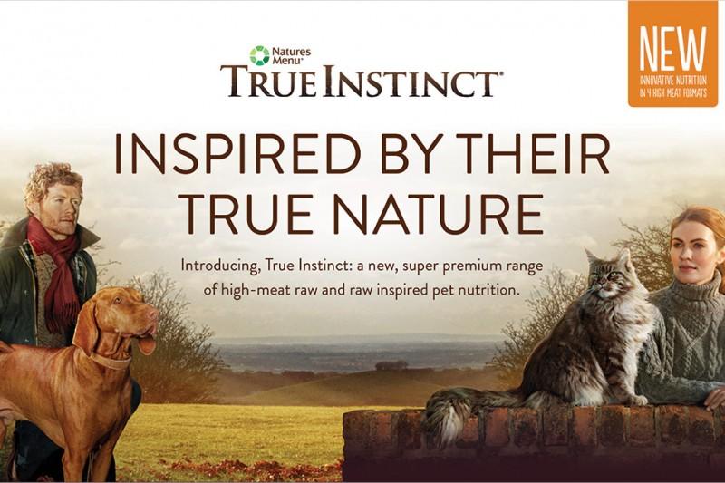 True Instinct® - Tervislik ja naturaalne toitumine